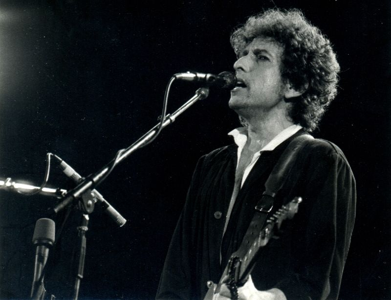 Bob Dylan 007