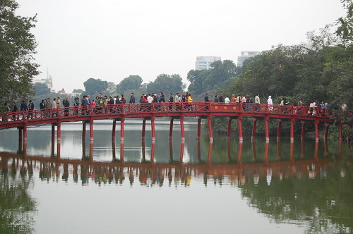 reflections in hanoi | by grannie annie taggs