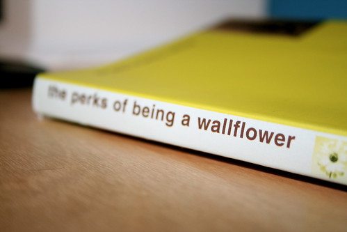 The Perks of being a Wallflower | by maysa askar