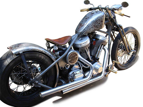 Brass Balls Bobbers' Company Motorbike | by Brass Balls Cycles