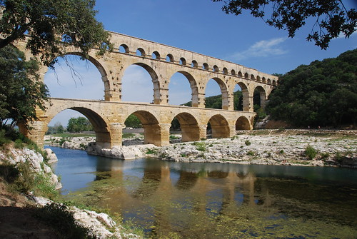 Pont du Gard | by Michael Gwyther-Jones