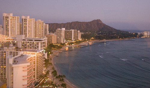Waikiki from the Hanohano Room | by Go Visit Hawaii