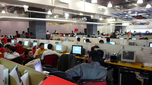 Coders and designers, IndiaGames -- IT Park, Mumbai, Pune.JPG | by gruntzooki