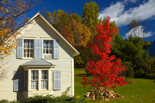Home in Lincoln, Vermont | by ConstantineD