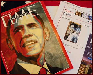 TIME Magazine; Person of the Year, Greg's Art and My Photo Online | by Tony Fischer Photography