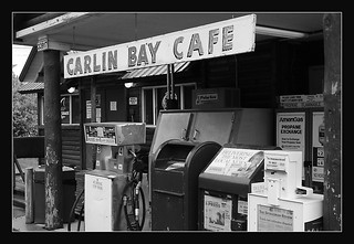 Carlin Bay Cafe - on Lake Couer d'Alene, Idaho | by frank thompson photos