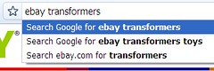 eBay Searching On Chrome | by search-engine-land
