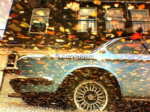 Reflections Of Amsterdam - Puddle Beamer Version 2.0 | by AmsterSam - The Wicked Reflectah
