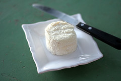 goat cheese | by David Lebovitz