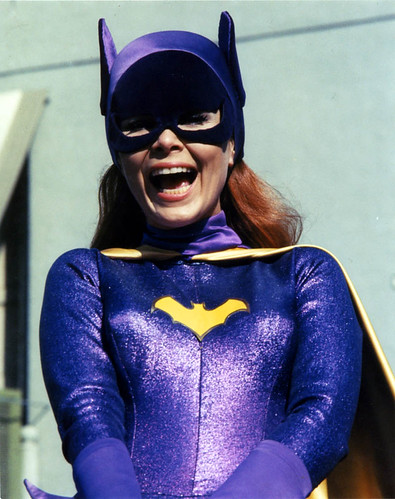 Batgirl Laugh | by Wolf_Works