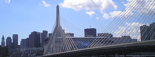Zakim Bridge | by PilotGirl