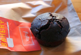 Vegan Gluten-free brownie from Tu-Lu's Bakery in NYC | by Kim | Affairs of Living