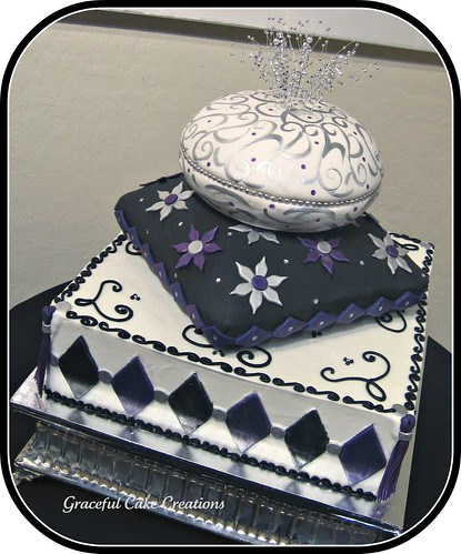 Pillow Cake Pan Servings