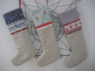 Christmas Stockings | by Mette Robl