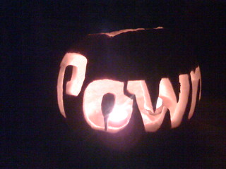 Pownce Pumpkin #1 | by leahculver