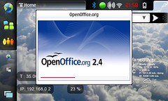 N800 OpenOffice Splash Screen | by Qole Tech