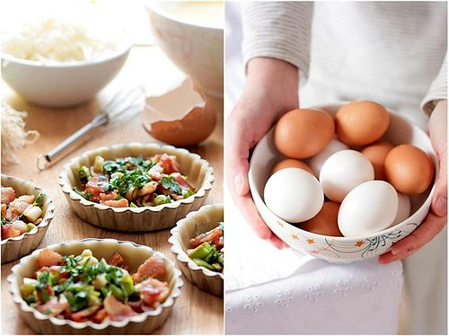 Making Quiche | by tartelette
