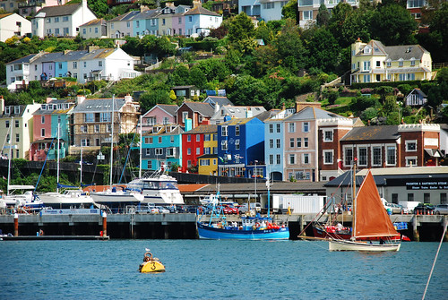 Dartmouth, sunny day | by oranges and lemons