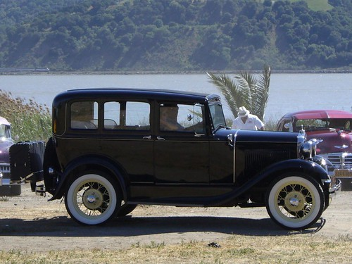 1931 Ford Model A Fordor Sedan '2S 68 51' 5 (JC) | by Jack Snell - Thanks for over 24 Million Views