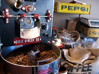 Coffee Roasting at Ipsento Coffee Shop in Bucktown | by David Hilowitz