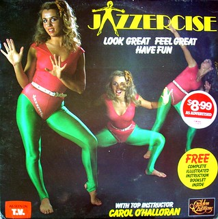 'Jazzercise' - with Top Instructor, Carol O'Halloran | by letslookupandsmile