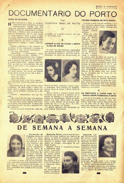 Modas e Bordados, No. 1617, February 1943 - 3