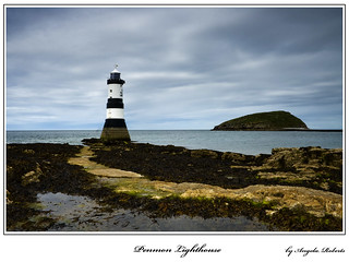 Penmon Lighthouse | by Little Miss Pink Wellies