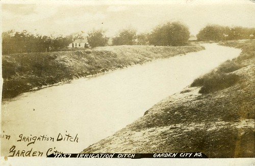 [KANSAS-E-0002] Garden City Irrigation Ditch | by waterarchives
