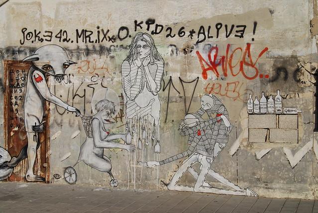 Wall Art - Tel Aviv