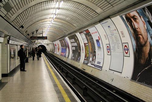 Moorgate Underground station