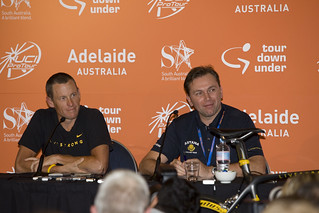 Lance Armstrong Tour Down Under | by ♻