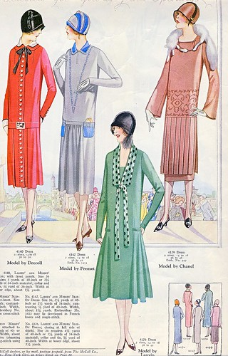 August 1925 Fashion | by christine592