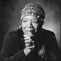 My Heroes - Maya Angelou connected with countless people through her powerful poetry | by adria.richards