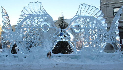 Ice Sculpture - escultura de gelo | by :Claudia:S: