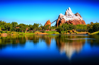 Disney - Expedition Everest HDR (Explored) | by Express Monorail