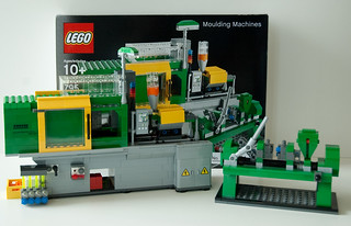 Moulding Machine - Exclusive - Built | by Si-MOCs