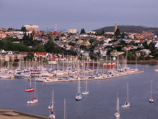 Hobart at Sunrise | by webmink