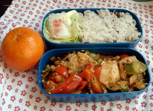 Bento Challenge Week 5, Day 1 | by maki