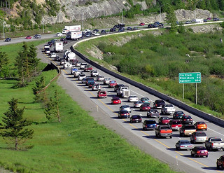 I-90 Snoqualmie Pass East - Traffic Congestion | by WSDOT
