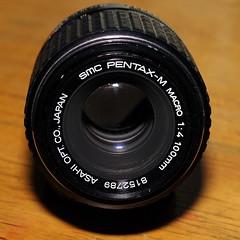 Pentax M Macro 100mm f4