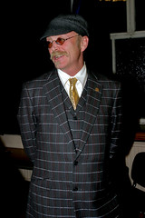 Gary Fisher in his Dashing Tweeds cycling suit | by carltonreid