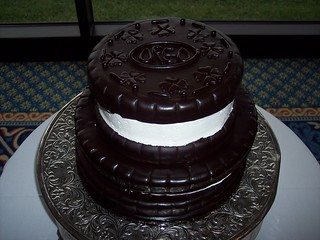 oreo wedding cake mold oreo cookie wedding cake wilmington nc carolina cakes amp c 18058