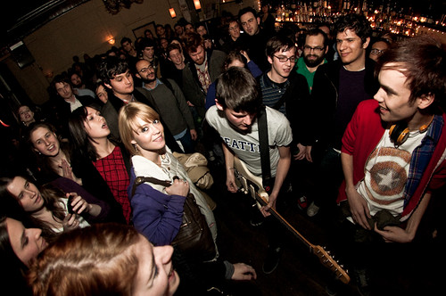 Los Campesinos // Sound Fix Lounge | by ryan muir