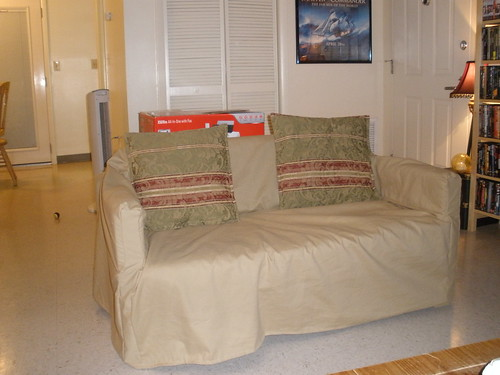 Make A Futon Couch Bed Comfier
