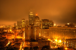 Boston At Night | by funkyrobot