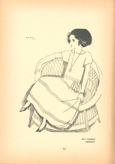 Contemporânea magazine, No. 5, Mily Possoz, 1922