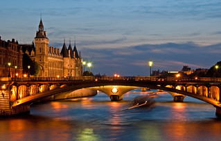 ~ paris by night ~ | by Janey Kay