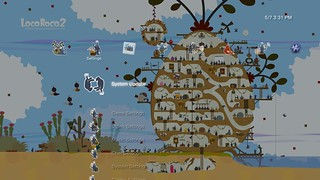 LocoRoco2 theme MuiMui house | by PlayStation.Blog