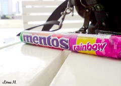 mentos rainbow ♥ | by Lorena Morgana