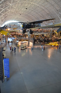 Steven F. Udvar-Hazy Center: main hall panorama | by Chris Devers